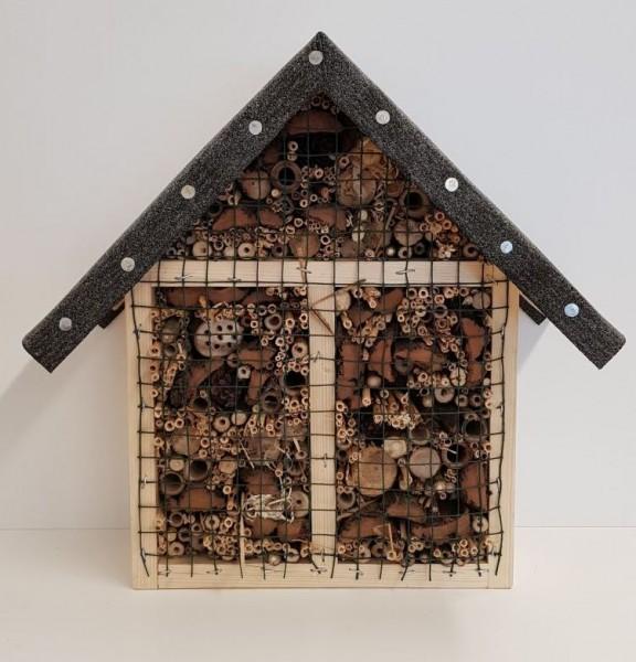 Kleines Insektenhotel