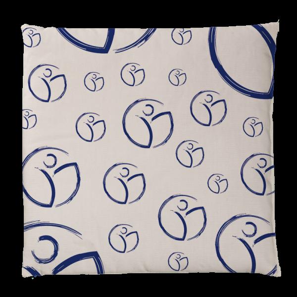 """Traubenkernkissen """"BASIC"""", 25 x 25 cm"""