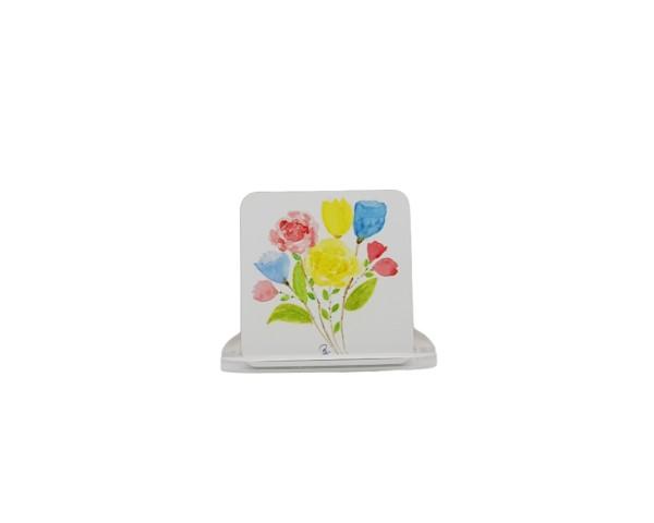 Untersetzer Blumenstrauß