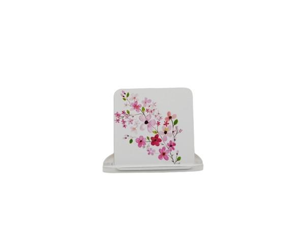 Untersetzer Kirschblüte