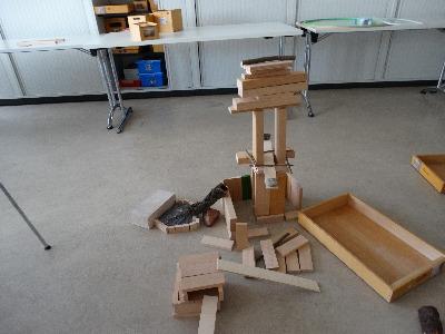 Bauwerke von Kindern